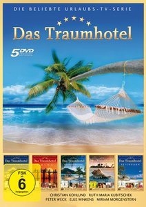 Traumhotel. Tl.2, 5 DVDs