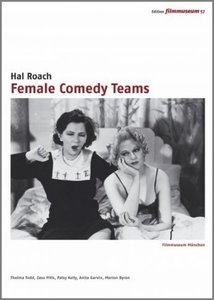 Female Comedy Teams, 2 DVDs