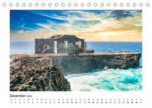 El Hierro - Insel mit allen Sinnen (Tischkalender 2022 DIN A5 quer)