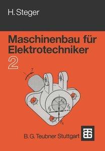 Maschinenbau für Elektrotechniker