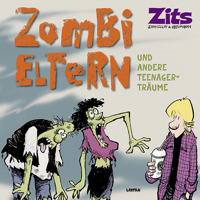 Zits 13: Zombi-Eltern und andere Teenager-Träume