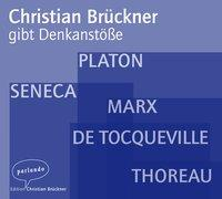 Christian Brückner liest Denkanstöße