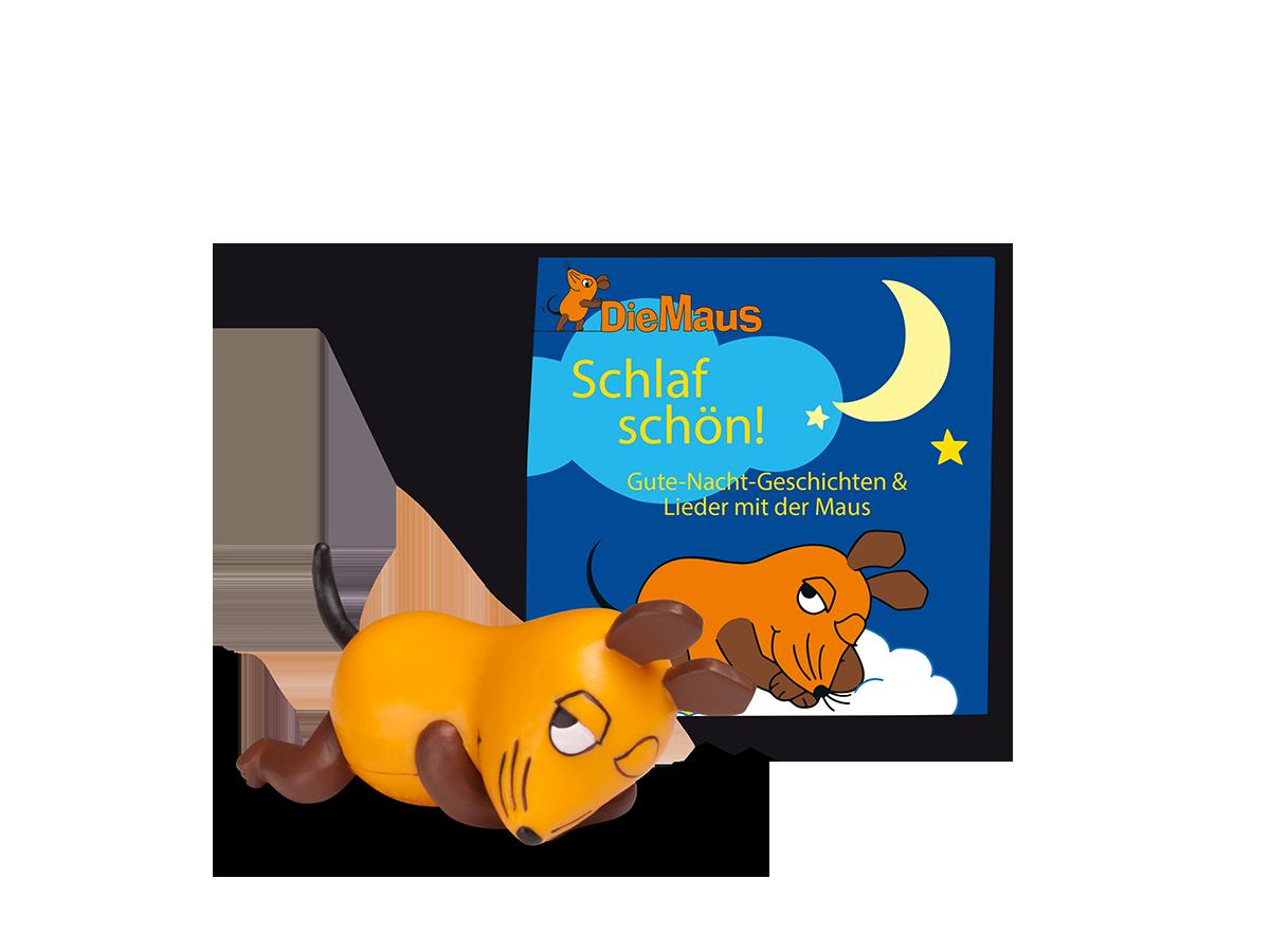 01-0130 Tonie-Die Maus - Schlaf schön!