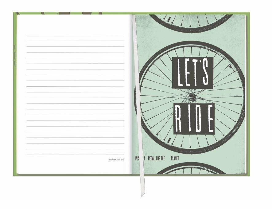 Go Green 17-Monats-Kalenderbuch A5  - 2022