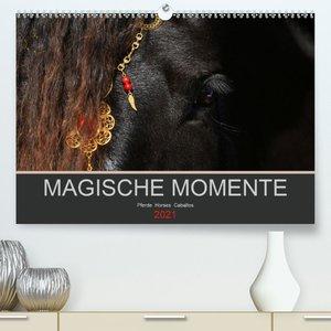 Magische Momente - Pferde Horses Caballos (Premium, hochwertiger
