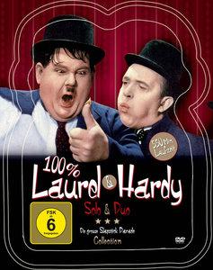 Laurel & Hardy Metallshape Box Vol.3 (2 DVDs)