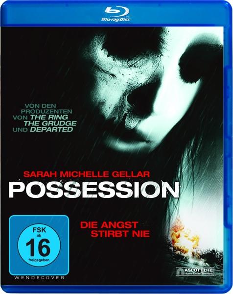 Possession-Die Angst stirbt nie-Blu-ray Disc