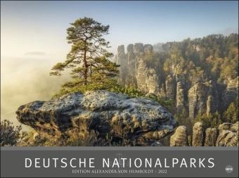 Deutsche Nationalparks - Edition Alexander von Humboldt Kalender 2022