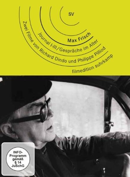 Max Frisch: Journal I-III/