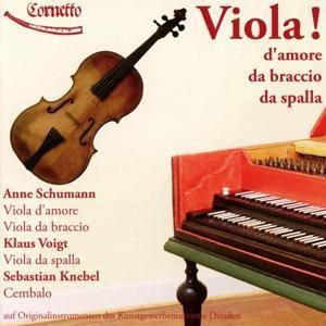 Werke Mit Viola D\'Amore