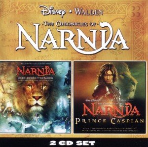 OST/Gregson-Williams, H: Chronicles Of Narnia 1+2
