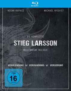 Stieg Larsson Millennium Trilogie