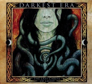Darkest Era: Last Caress of Light/CD