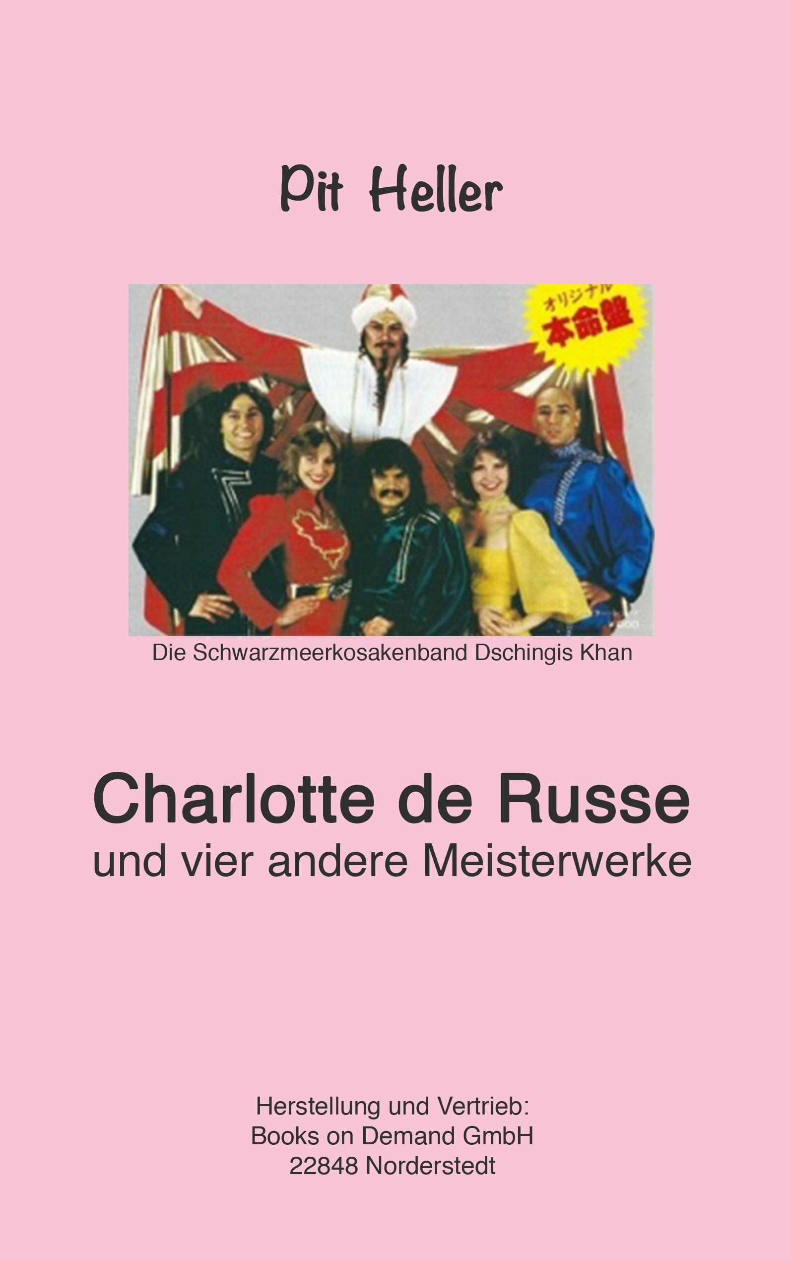 Charlotte de Russe