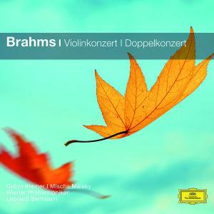 Violinkonzert op.77 und Doppelkonzert für Violine u. Cello op.102, 1 Audio-CD
