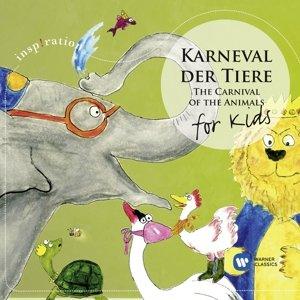 Various: Karneval Der Tiere-For Kids