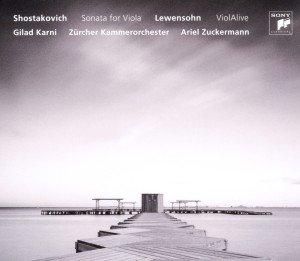 Sonata for Viola. ViolAlive, 1 Audio-CD