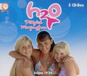 H2O - Plötzlich Meerjungfrau - Boxset. Vol.4, 3 Audio-CDs