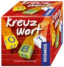 Kosmos 699659 - KreuzWort, Würfelspiel