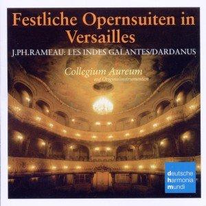 Festliche Opernsuiten in Versailles, 1 Audio-CD