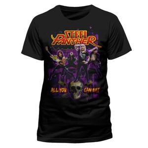 All You Can Eat (T-Shirt,Schwarz,Größe M)