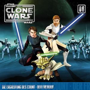 Star Wars, The Clone Wars - Die Ergreifung des Count - Der Freikauf, 1 Audio-CD