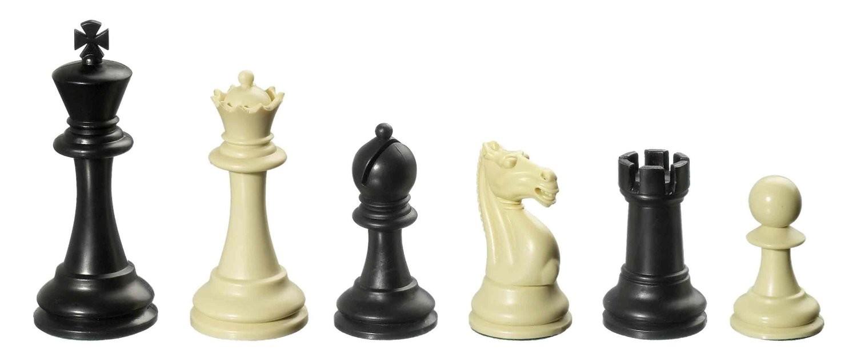 Philos 2012 - Nerva, KH 95 mm, Schachfiguren, Kunststoff