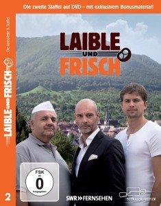 Laible und Frisch. Staffel.2, 2 DVDs