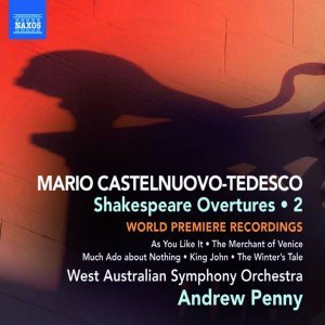 Shakespeare Overtures Vol.2