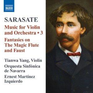Yang, T: Musik für Violine und Orchester Vol.3