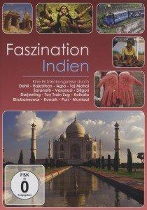 Faszination Indien, 1 DVD