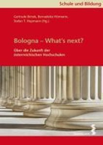 Bologna - Whats next?