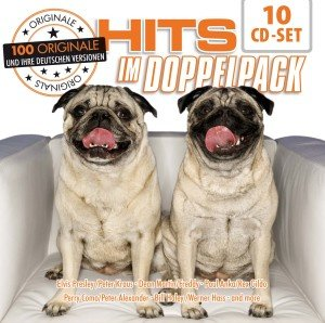 Hits im Doppelpack, 10 Audio-CDs