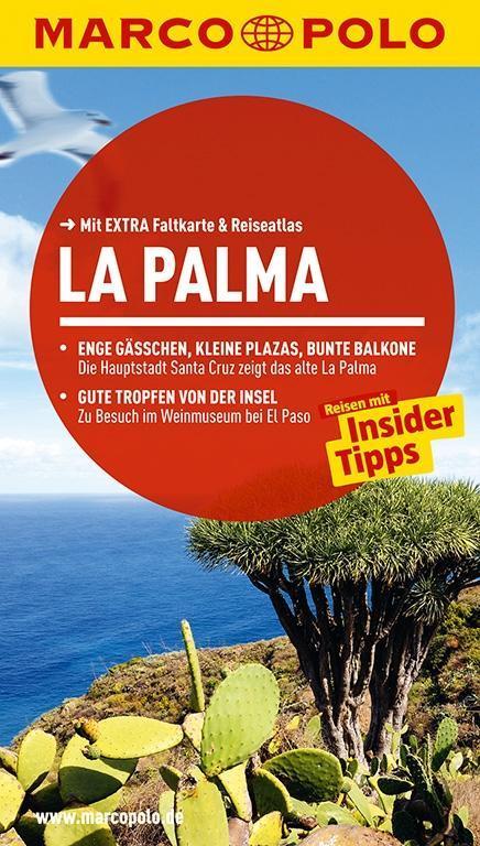 MARCO POLO Reiseführer La Palma