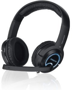 XANTHOS Stereo Console Gaming Headset, black