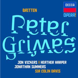 Peter Grimes, 2 Audio-CDs