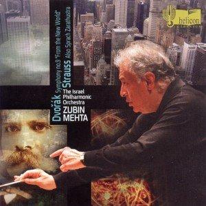 Israel Philharmonic Orchestra/Mehta, Z: Sinfonie 9/Also Spra