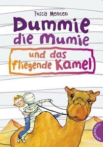 Dummie, die Mumie und das fliegende Kamel