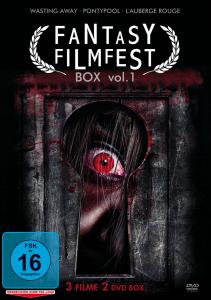 Phantastische Film Box (DVD)