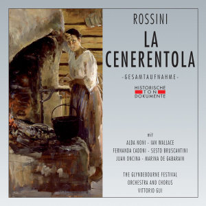 Glyndebourne Festival Orchestra And Chorus: Cenerentola