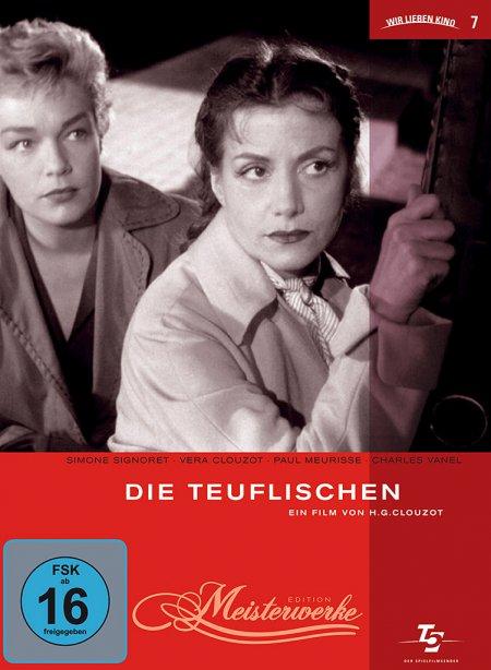 Meisterwerke Edition-Die Teuflischen-7 (DVD)