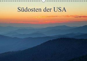 Südosten der USA (Wandkalender 2016 DIN A3 quer)