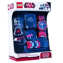 LEGO® Kinderuhr Star Wars - Darth Maul
