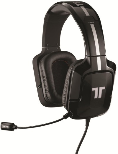 TRITTON Pro+ 5.1 Surround Headset, schwarz