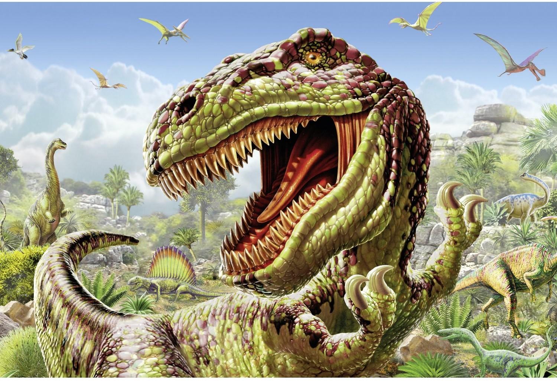 T-Rex. Kinderpuzzle Standard 200 Teile