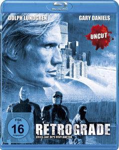 Lundgren, D: Retrograde-Krieg Auf Dem Eisplaneten-Blu-ray
