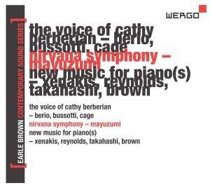 Earle Brown Contemporary Sound Series,Vol.3