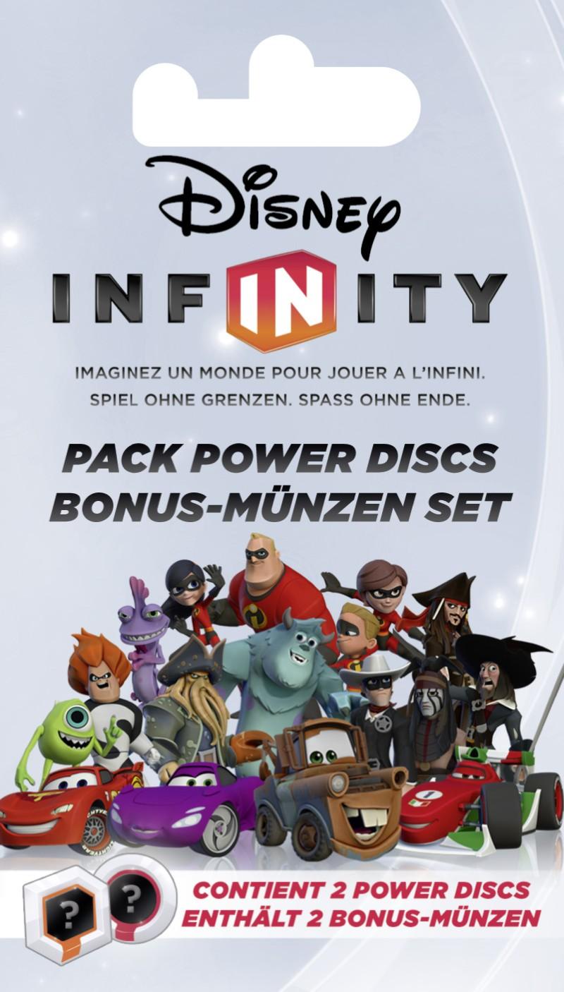 Disney INFINITY - Bonus Münzen (2 Power Discs)