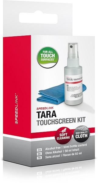 Speedlink SL-7009 TARA Touchscreen Cleaner Kit (Display-Reinigun