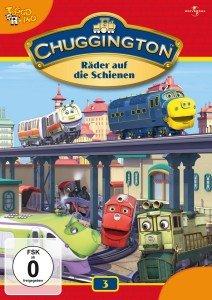 Chuggington - Räder auf die Schienen